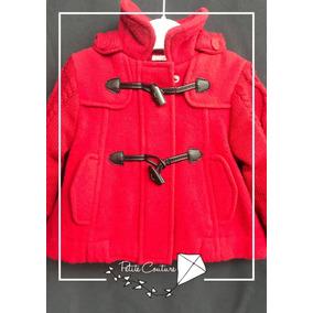 Abrigo Rojo Con Gorro Mayoral