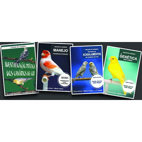 Livros Criação De Canários Eliane Seixas (região Norte)