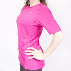 Blusa Mujer Deportiva Con Mangas Gym Fitness Yoga Nemi.fit