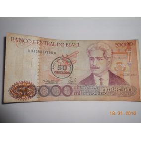 Cédulas Colecionáveis Dinheiro Antigo, Várias Notas