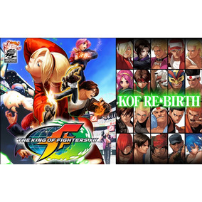 The Kingh Of Fighter Vii Ps3 Midia Fisica Novo Lacrado