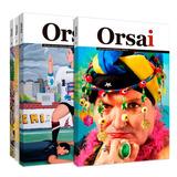 Colección Completa - Revista Orsai Núm. 1 A 4 (2019)