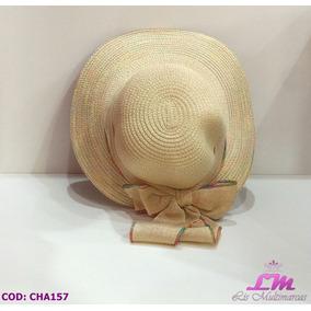 Chapeu Panama Colorido Praia Feminino - Chapéus para Feminino no ... 2bf02c3a6e1