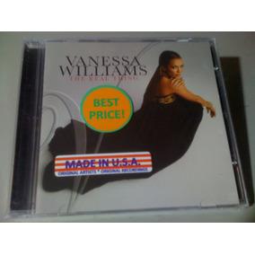 Vanessa Williams The Real Thing Cd Lacrado U.s.a: Importado