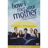 How I Met Your Mother Como Conoci Tu Madre Temporada 8 Dvd