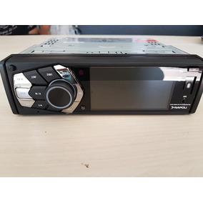 Dvd Napoli Com Tv Bluetooth Mp4 Usb E Cartao Sd Tela 4