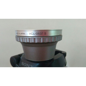 Sony Vcl-0637 S. Wide Conversion Lens X 0.6 (50 Trump).