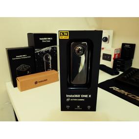 Insta360 One X 5.7k Câmera Vr 360° Nova - Pronta-entrega