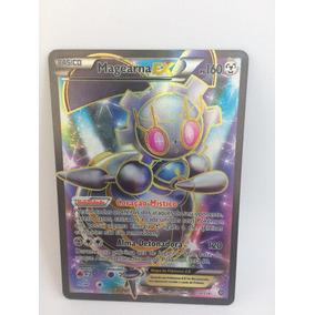 Pokémon Magearna Ex 110/114 Full Art Cerco De Vapor