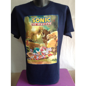 Sonic The Hedgehog Playera Original Sega Hot Topic Usa