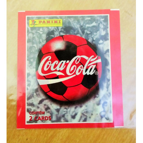 Embalagem Lacrada + 46 Futcards Coca-cola Seleção Brasileira