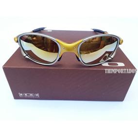 daa9871dcf038 Oakley Juliet Dourada - Óculos De Sol Oakley Juliet no Mercado Livre ...