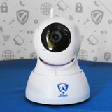 Camaras Ip Blanca Hd 720p Video Vigilancia Seguridd Msq1b-r