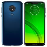 Celular Motorola Moto G7 Power Indigo 32gb 3gb Ram Xt1955 Nf