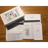Caja Apple Iphone 5s Gold 32 Gb Completa