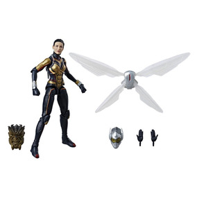 Boneco Marvel Legends Series - Vespa - Ant-man And The Wasp