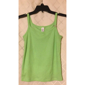Blusa Color Verde Limon