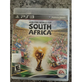South Africa Fifa World Cup 2010 Ps3 Midia Fisica