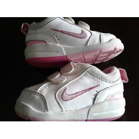 quality design 01c86 12f28 Zapatillas Nike Beba Con Abrojo Blancas