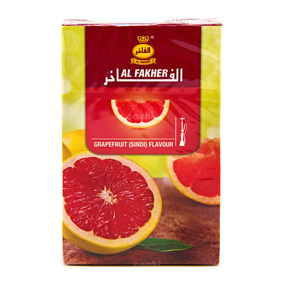 Tabaco Para Shisha Narguile Al Fakher Pomelo Rojo 50gr