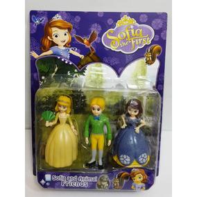 Set De Princesa Sofia Figuras De Disney
