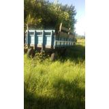 Carreta Agrícola 4 Rodas Ótimo Estado