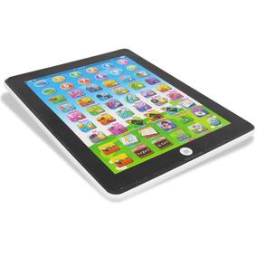 Tablet Laptop Inglês Português Infantil Didático 54 Funções