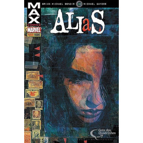 Alias ( Marvel Panini Books ) Vol. 1 & 3 ( Lacradas)