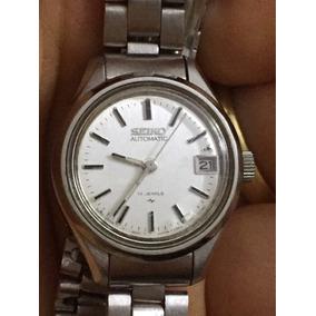 71e64ec359e Relogio Seiko Feminino Automatico Novo - Relógios no Mercado Livre ...