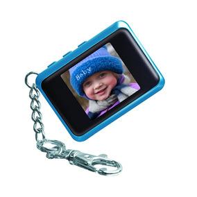 Kit 26 Chaveiros Porta-retratos Digital Lcd Coby Dp151 Azul