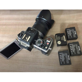 Panasonic Lumix Gh2 Com Lente 14-42 / 4 Baterias