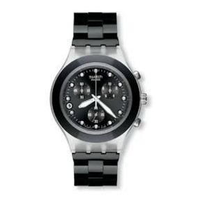 f5e054f8fba Swatch Irony Diaphane Gold Semi Novo Original - Relógios no Mercado ...