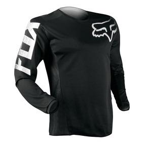cac5bd72a7e57 Jersey Fox 180 Blackout Talla Yxl Motocross Downhill