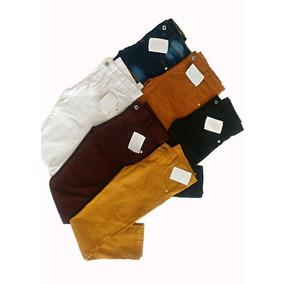 6 Calça Jeans E Brim Infantil Menino Masculino Para Criança