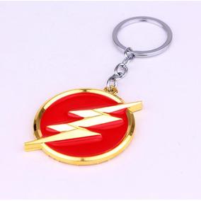 Chaveiro The Flash Barry Allen De Metal Dc Lj - Rav73