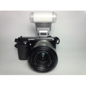 Camara Fotografica Sony Nex / 16 Mp