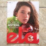 Revista Ela 21/10/2018 Força Astral Bruna Linzmeyer Atriz C2