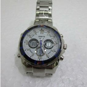 80c28ad9956 Relógio Leisite Masculino - Relógios De Pulso no Mercado Livre Brasil