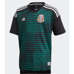 Playera De La Seleccion Negra De Mexico 2018 Mediana en Mercado ... 37bddbc35336c