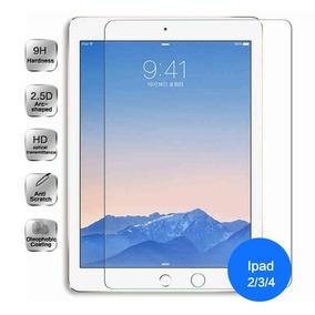 Película De Vidro Temperado Apple Ipad 2 3 4 Proteção