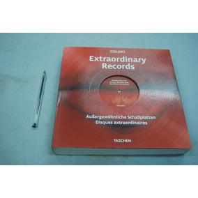 Livro Extraordinary Records - Taschen