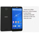 Sony E4 220 Soles