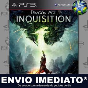 Dragon Age Inquisition Ps3 Midia Digital Envio Imediato