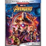 Avengers Infinity War 1080p 4k Digital Vengadores Blu Ray
