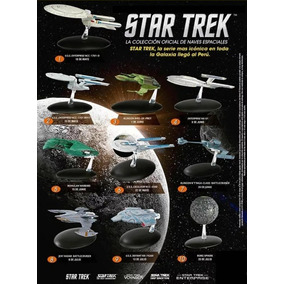 Coleccion Naves Star Trek La Nacion 2018