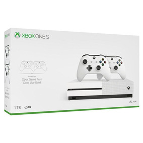 Xbox One S 1tb 2 Controles