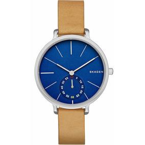 Reloj Skagen Azul Dama - Joyas y Relojes en Mercado Libre México ab2c00b1d2b5