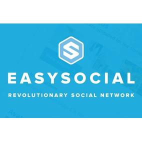 Easysocial Pro 2.1.9 - Joomla Extension Rede Social