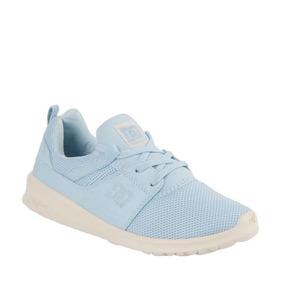 Tenis Dc Shoes Heathrow 1lbl Color Azul 100% Originales