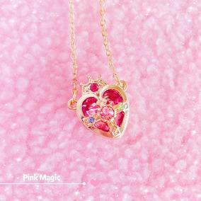 Sailor Moon Collar Y Dije Mod. Corazón 3